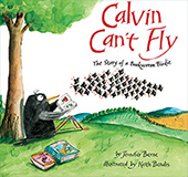 Calvin Can't Fly, By Jennifer Berne